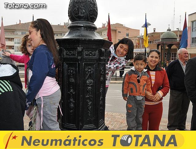 Domingo de Ramos. Parroquia de Santiago. Semana Santa 2009   - 14