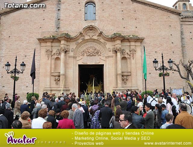 Domingo de Ramos. Parroquia de Santiago. Semana Santa 2009   - 16