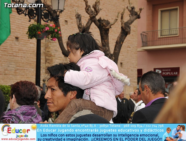 Domingo de Ramos. Parroquia de Santiago. Semana Santa 2009   - 18
