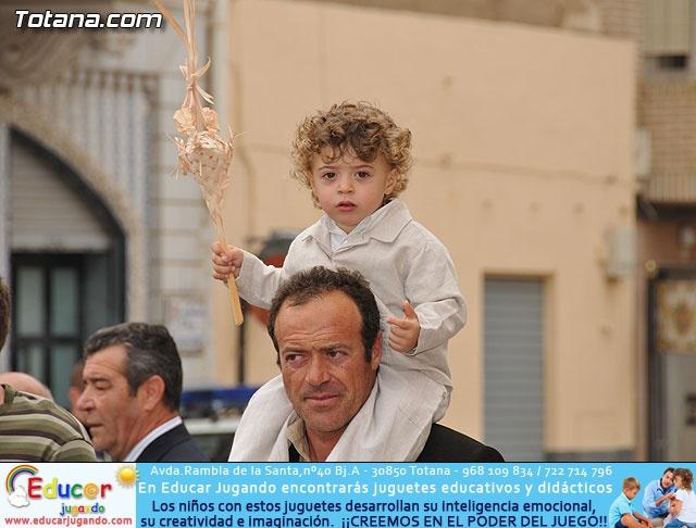 Domingo de Ramos. Parroquia de Santiago. Semana Santa 2009   - 20