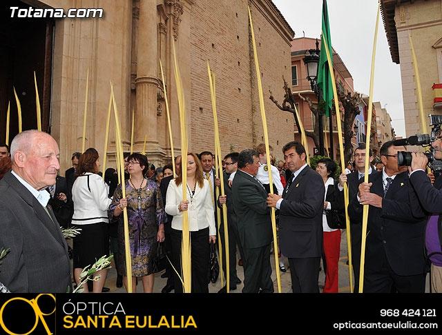 Domingo de Ramos. Parroquia de Santiago. Semana Santa 2009   - 21