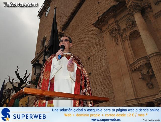 Domingo de Ramos. Parroquia de Santiago. Semana Santa 2009   - 24