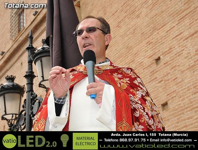 Domingo de Ramos. Parroquia de Santiago. Semana Santa 2009   - 25