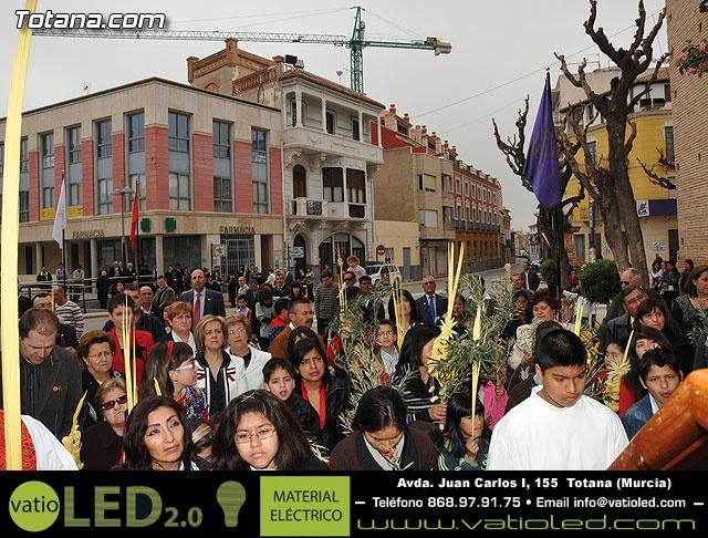 Domingo de Ramos. Parroquia de Santiago. Semana Santa 2009   - 26