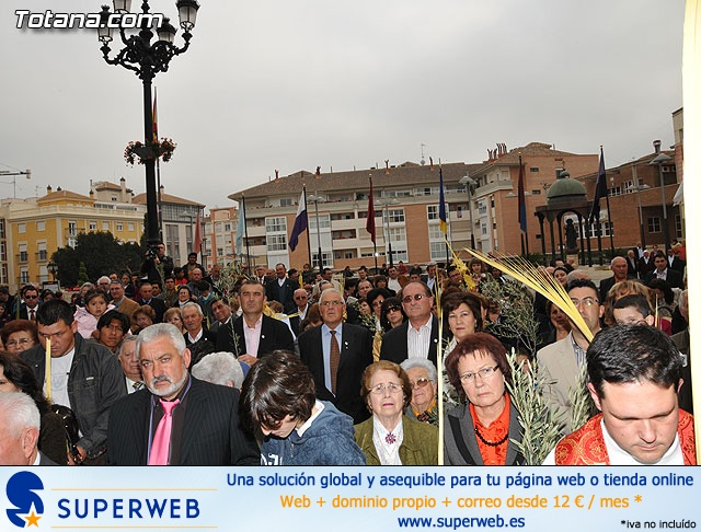 Domingo de Ramos. Parroquia de Santiago. Semana Santa 2009   - 27