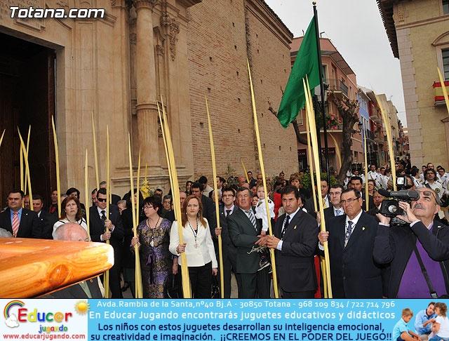 Domingo de Ramos. Parroquia de Santiago. Semana Santa 2009   - 29