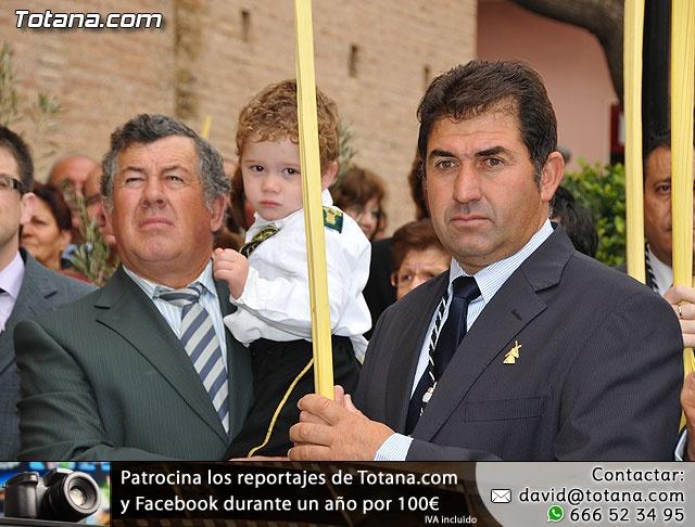 Domingo de Ramos. Parroquia de Santiago. Semana Santa 2009   - 31