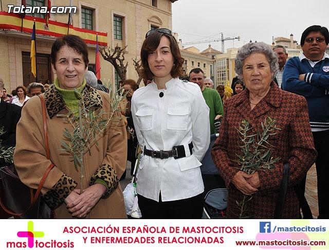 Domingo de Ramos. Parroquia de Santiago. Semana Santa 2009   - 33