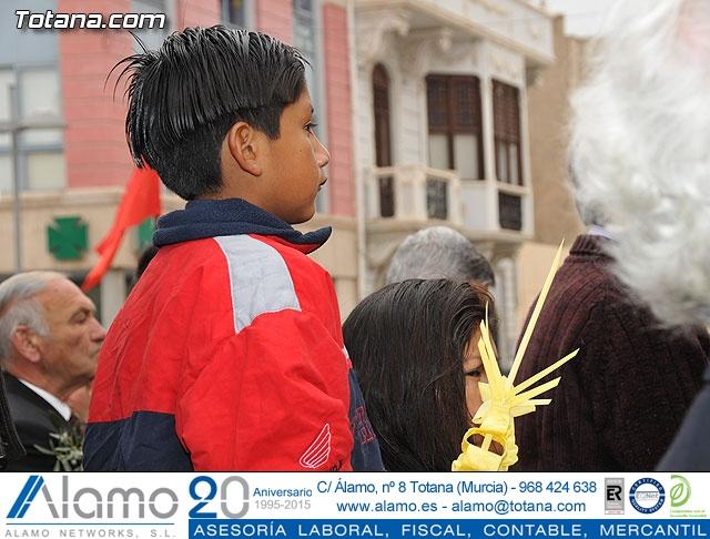 Domingo de Ramos. Parroquia de Santiago. Semana Santa 2009   - 35