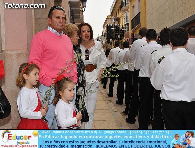 Domingo de Ramos. Parroquia de Santiago. Semana Santa 2009   - 50