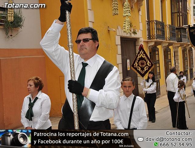 Domingo de Ramos. Parroquia de Santiago. Semana Santa 2009   - 55