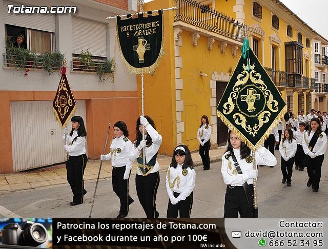 Domingo de Ramos. Parroquia de Santiago. Semana Santa 2009   - 62