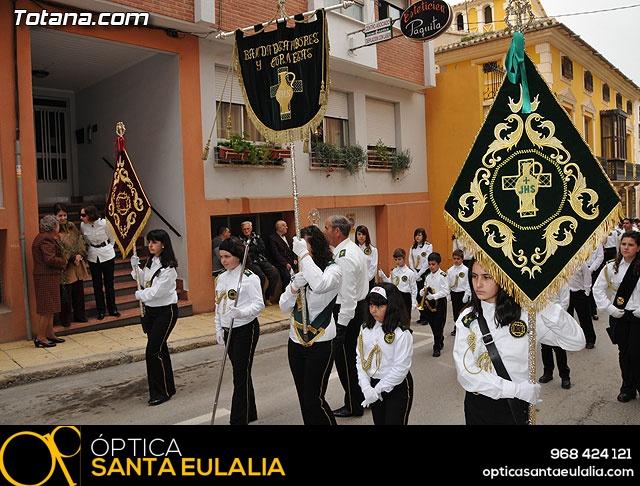 Domingo de Ramos. Parroquia de Santiago. Semana Santa 2009   - 65