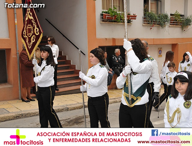 Domingo de Ramos. Parroquia de Santiago. Semana Santa 2009   - 67