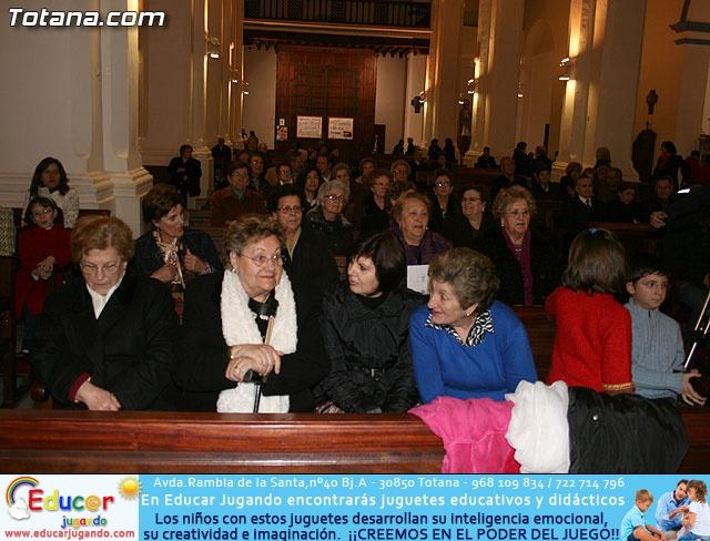 Concierto de Música Sacra e imposición del Escudo de Oro a la Coral Santiago de Totana - 3