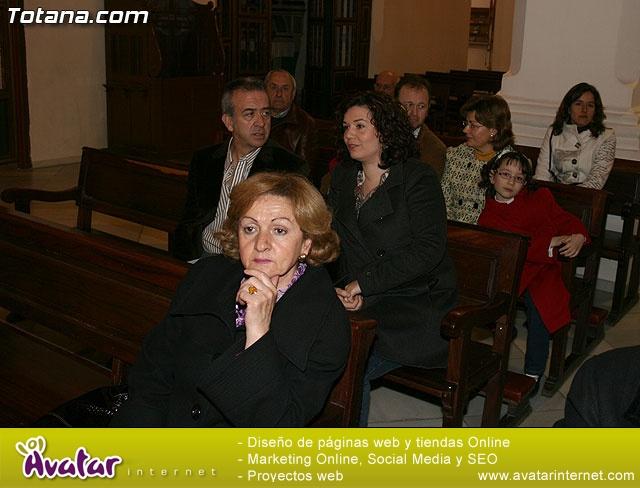 Concierto de Música Sacra e imposición del Escudo de Oro a la Coral Santiago de Totana - 4