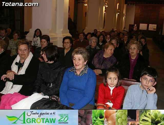 Concierto de Música Sacra e imposición del Escudo de Oro a la Coral Santiago de Totana - 5