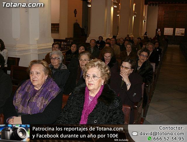 Concierto de Música Sacra e imposición del Escudo de Oro a la Coral Santiago de Totana - 6