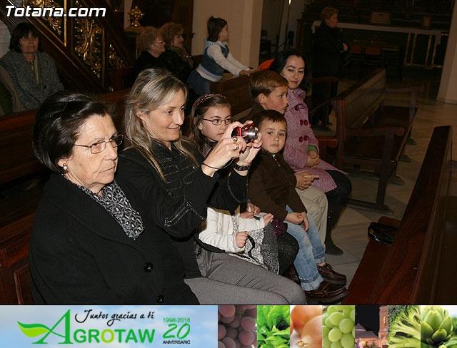 Concierto de Música Sacra e imposición del Escudo de Oro a la Coral Santiago de Totana - 8