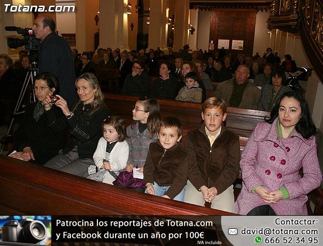 Concierto de Música Sacra e imposición del Escudo de Oro a la Coral Santiago de Totana - 9
