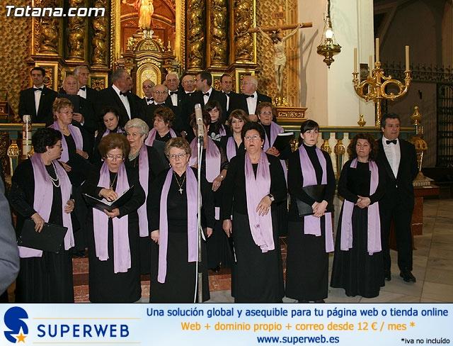 Concierto de Música Sacra e imposición del Escudo de Oro a la Coral Santiago de Totana - 10