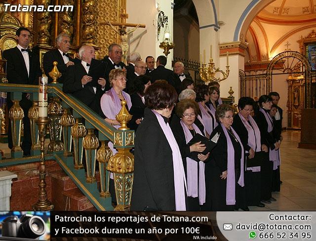 Concierto de Música Sacra e imposición del Escudo de Oro a la Coral Santiago de Totana - 12