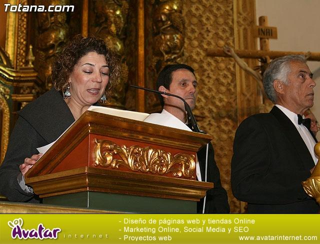 Concierto de Música Sacra e imposición del Escudo de Oro a la Coral Santiago de Totana - 15
