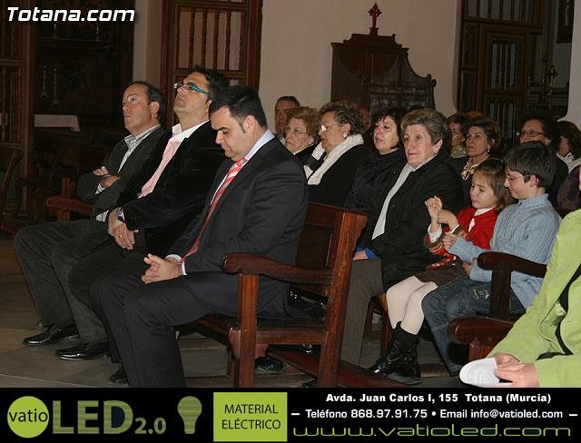 Concierto de Música Sacra e imposición del Escudo de Oro a la Coral Santiago de Totana - 22