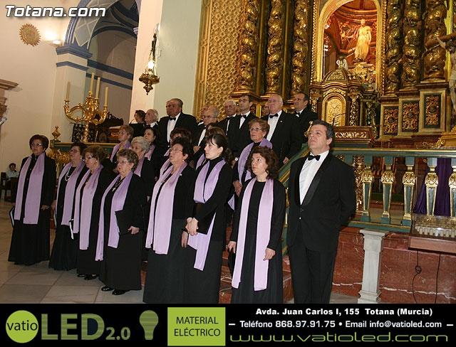 Concierto de Música Sacra e imposición del Escudo de Oro a la Coral Santiago de Totana - 25