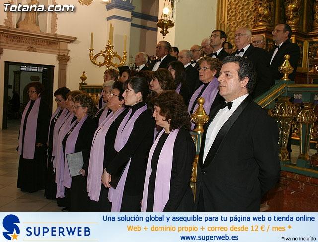 Concierto de Música Sacra e imposición del Escudo de Oro a la Coral Santiago de Totana - 26