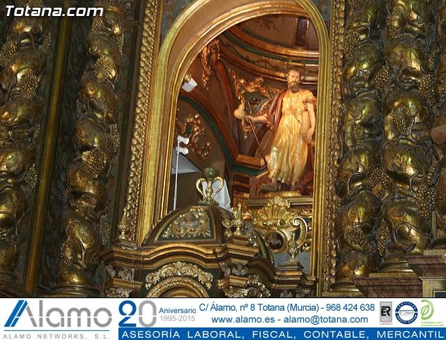 Concierto de Música Sacra e imposición del Escudo de Oro a la Coral Santiago de Totana - 27