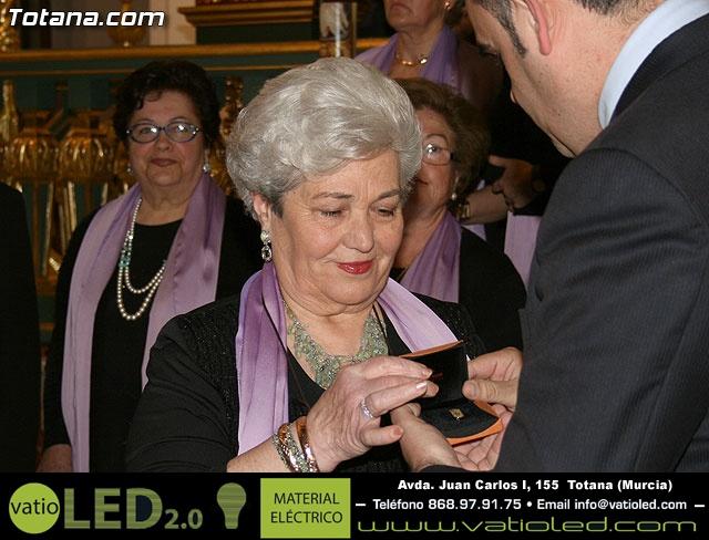 Concierto de Música Sacra e imposición del Escudo de Oro a la Coral Santiago de Totana - 30