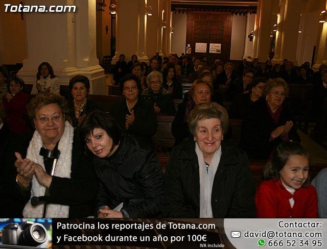 Concierto de Música Sacra e imposición del Escudo de Oro a la Coral Santiago de Totana - 33
