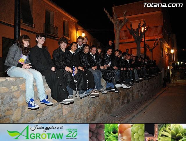 SEMANA SANTA TOTANA 2009 - PROCESIÓN JUEVES SANTO - 1