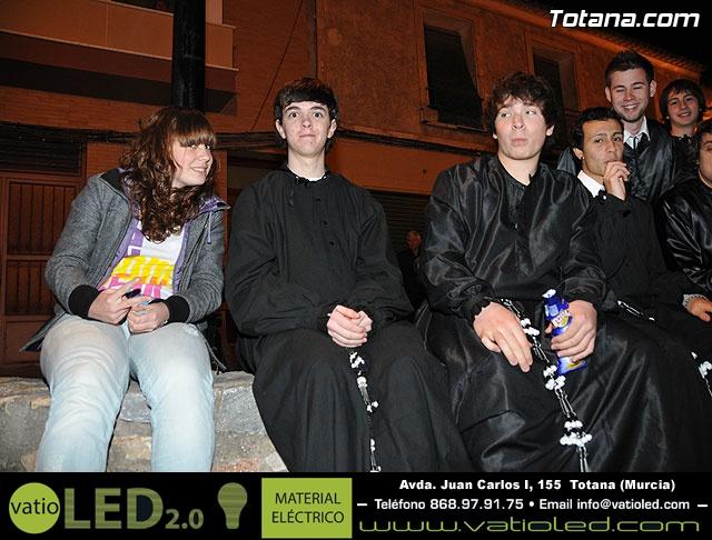 SEMANA SANTA TOTANA 2009 - PROCESIÓN JUEVES SANTO - 2
