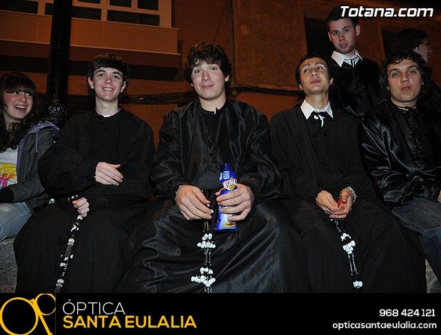 SEMANA SANTA TOTANA 2009 - PROCESIÓN JUEVES SANTO - 3
