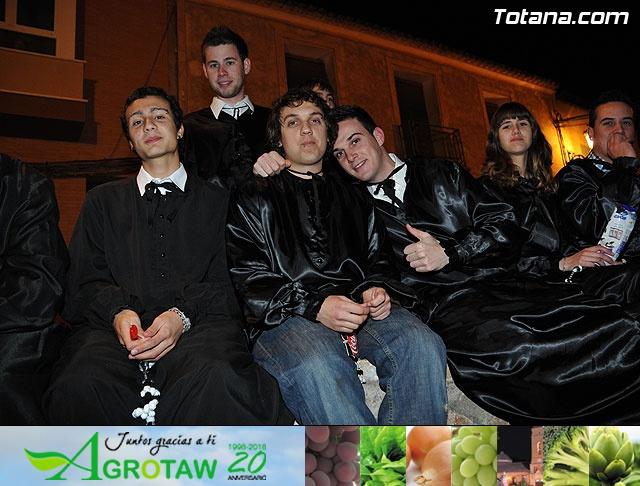 SEMANA SANTA TOTANA 2009 - PROCESIÓN JUEVES SANTO - 4