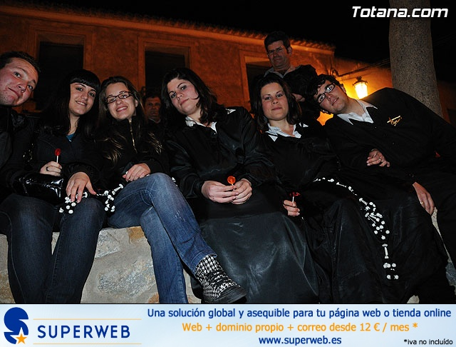 SEMANA SANTA TOTANA 2009 - PROCESIÓN JUEVES SANTO - 8