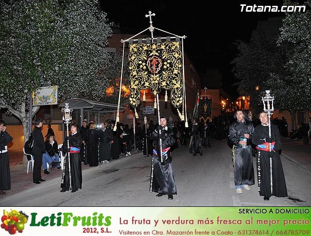 SEMANA SANTA TOTANA 2009 - PROCESIÓN JUEVES SANTO - 10