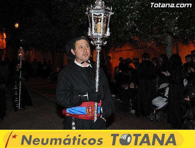 SEMANA SANTA TOTANA 2009 - PROCESIÓN JUEVES SANTO - 12