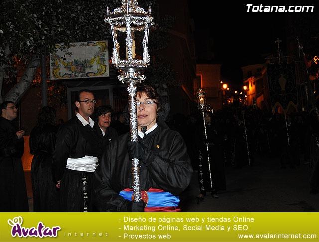 SEMANA SANTA TOTANA 2009 - PROCESIÓN JUEVES SANTO - 13