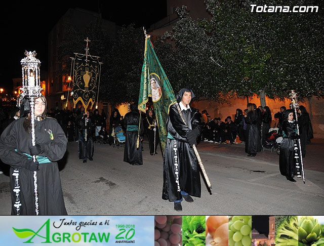SEMANA SANTA TOTANA 2009 - PROCESIÓN JUEVES SANTO - 14