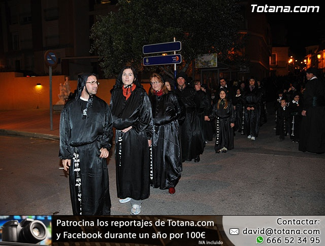 SEMANA SANTA TOTANA 2009 - PROCESIÓN JUEVES SANTO - 16