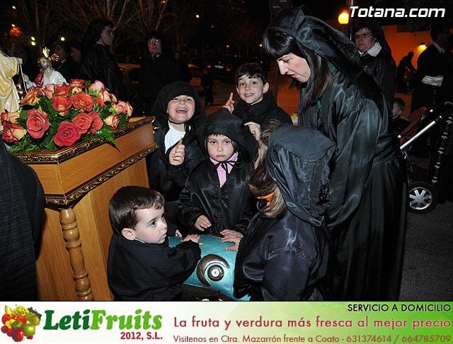 SEMANA SANTA TOTANA 2009 - PROCESIÓN JUEVES SANTO - 19