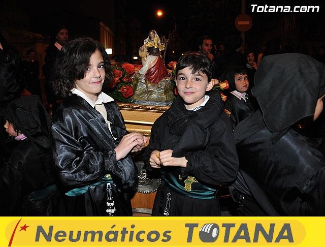 SEMANA SANTA TOTANA 2009 - PROCESIÓN JUEVES SANTO - 21
