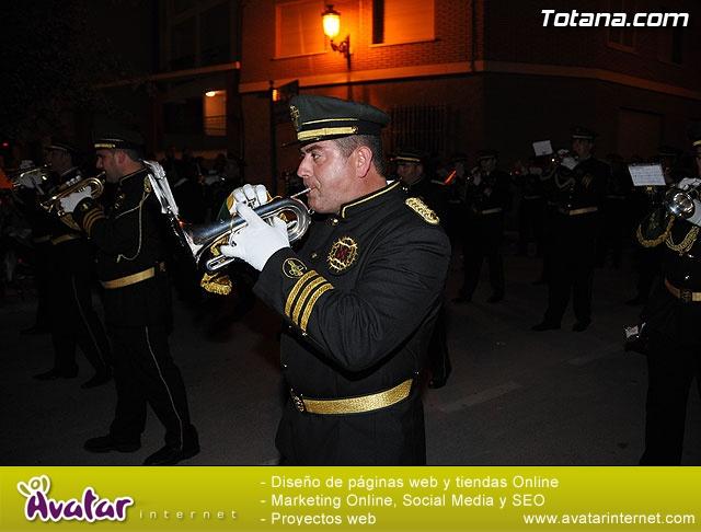 SEMANA SANTA TOTANA 2009 - PROCESIÓN JUEVES SANTO - 25