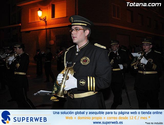 SEMANA SANTA TOTANA 2009 - PROCESIÓN JUEVES SANTO - 28