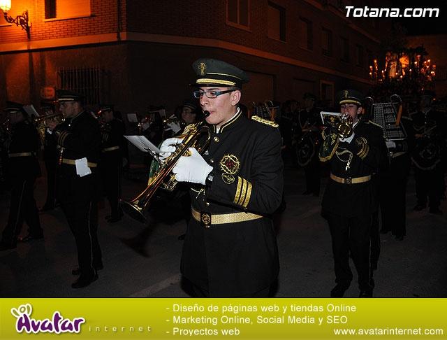 SEMANA SANTA TOTANA 2009 - PROCESIÓN JUEVES SANTO - 29