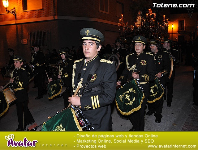 SEMANA SANTA TOTANA 2009 - PROCESIÓN JUEVES SANTO - 34