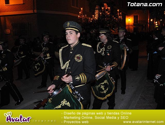 SEMANA SANTA TOTANA 2009 - PROCESIÓN JUEVES SANTO - 35